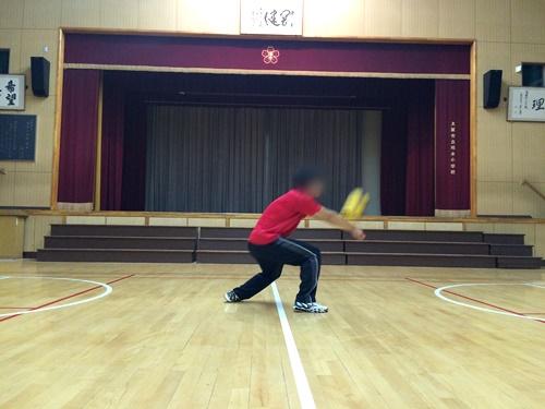 膝の動き1