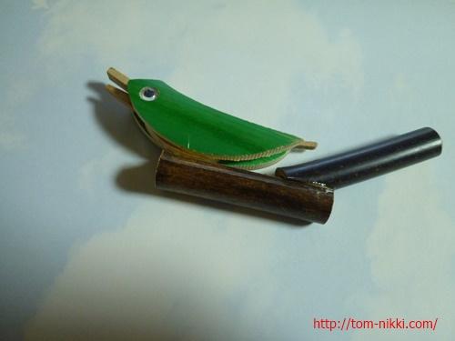 ホトトギスの笛